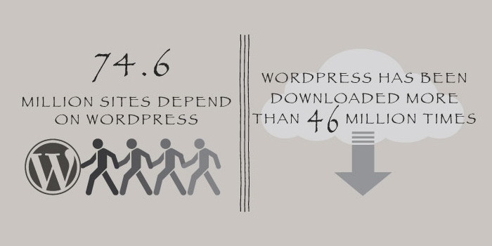 The Prevalence of WordPress On The Web [Infographic]