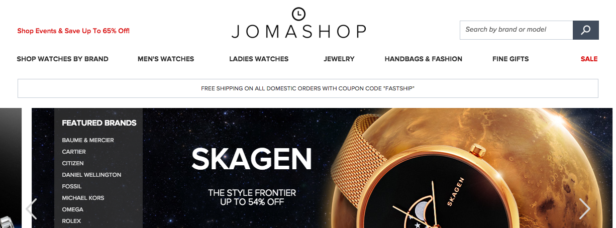 The top magento websites trellis joma shop fandeluxe Gallery
