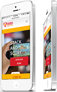 GSN Games Mobile Website