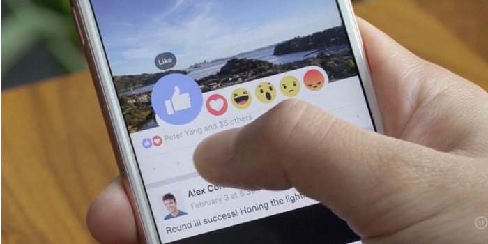 What Did Facebook's New Reactions Do For the Social Science of SEO?