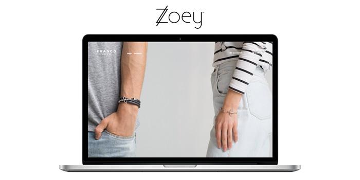 eCommerce Platform Zoey