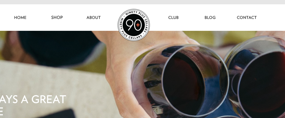 90 plus cellars wine