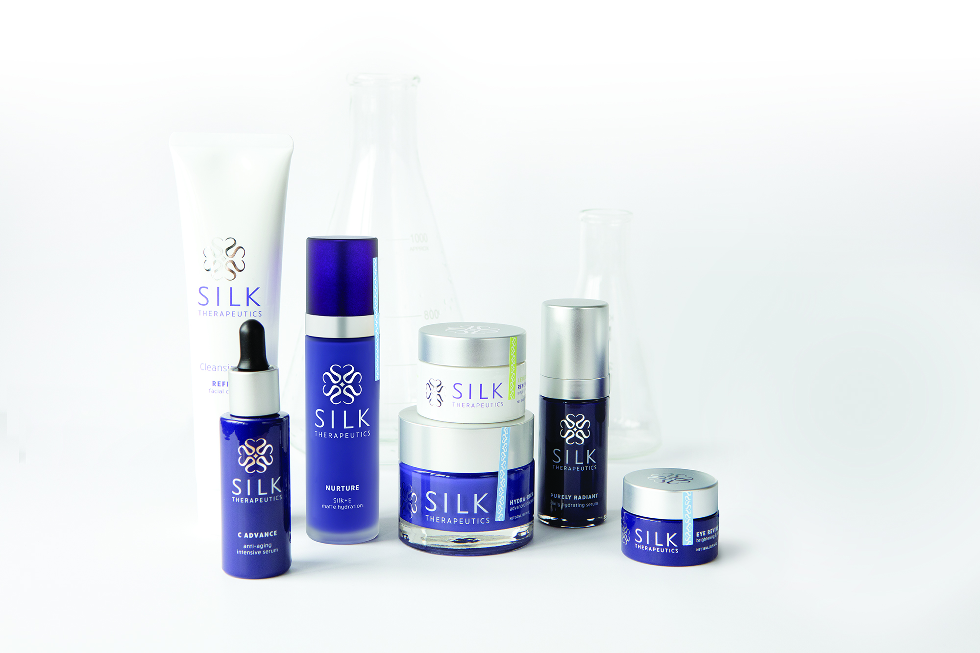 silk therapeutics shopify plus development