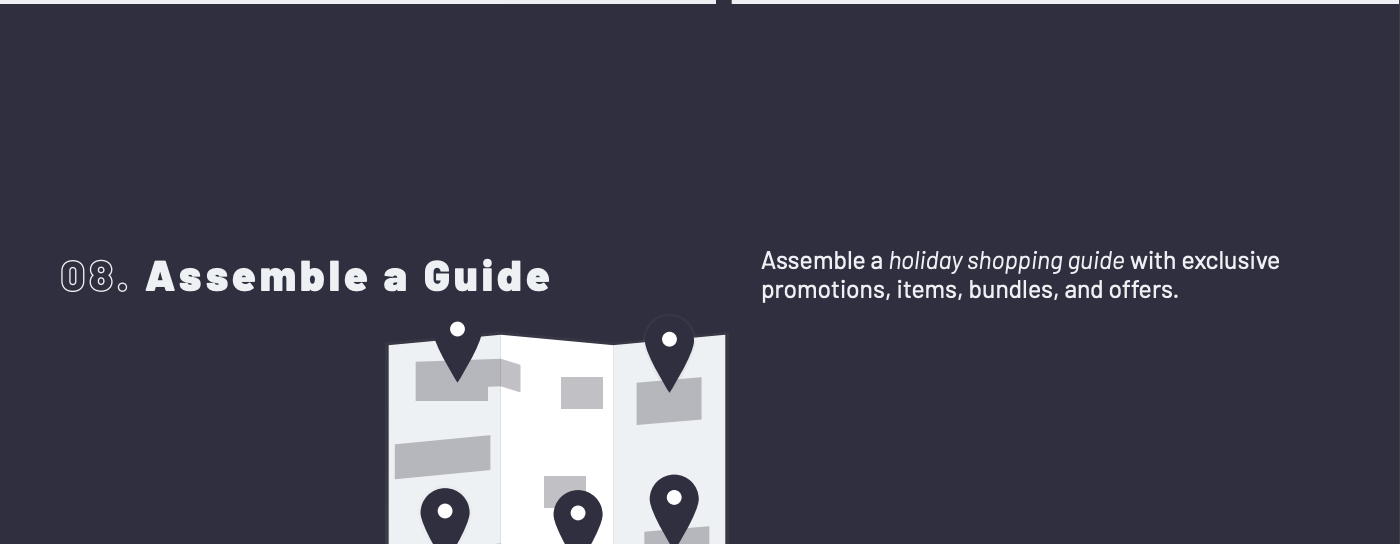 holiday shopping guide ecommerce playbook 8 promotions