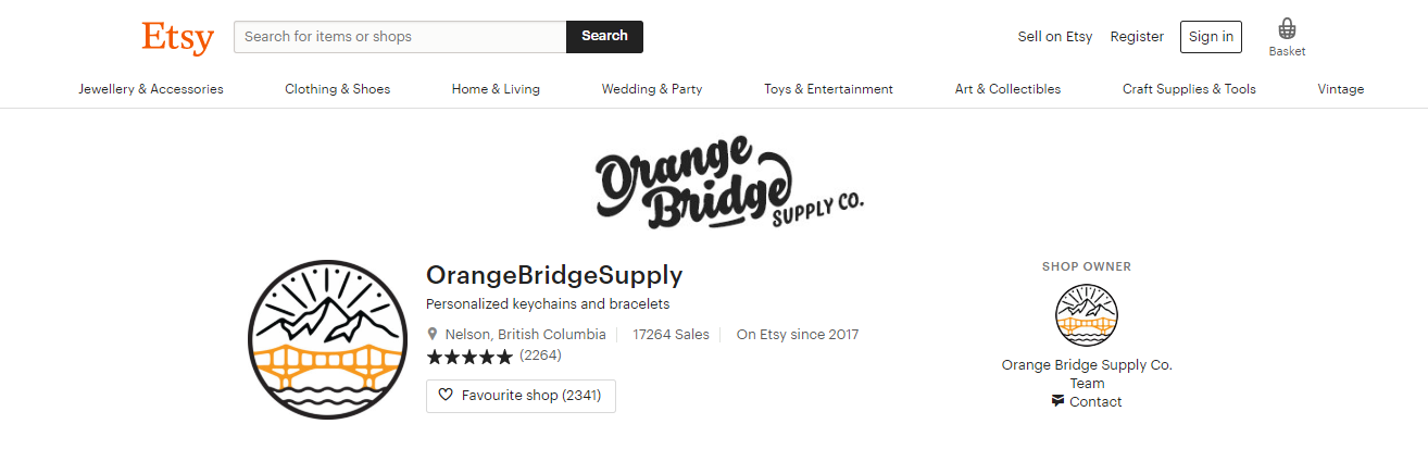 vintage clothing, jewelry, and collectibles, there is plenty of opportunities to reach your target audience. etsy