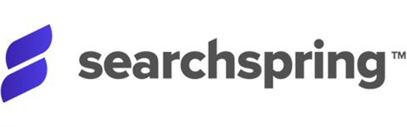 searchspring logo search ecommerce filtered data